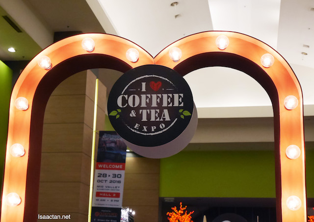 I Love Coffee & Tea Expo 2016 @ Mid Valley Megamall