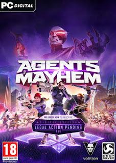 Download Agents of Mayhem Full-Unlocked PC