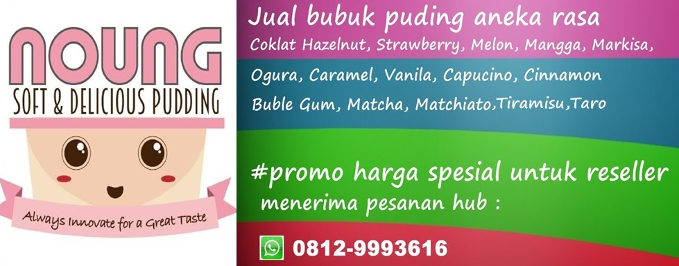 Distributor Bubuk Jelly Noung