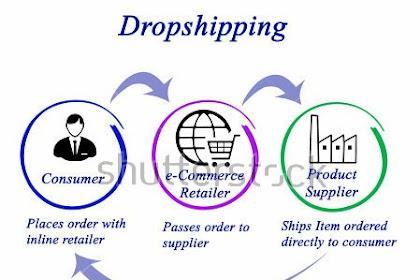Pengertian, Keuntungan, Sistem, Dan Cara Kerja Dropshipper Bisnis Online