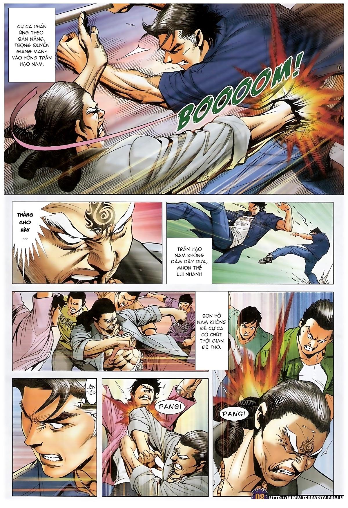 Người Trong Giang Hồ - Chapter 1550: Hai chọi Hai - Pic 6