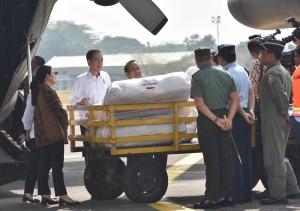 Presiden Jokowi Lepas Bantuan Kemanusiaan bagi Pengungsi Rakhine State