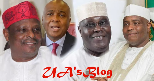 Breaking News: Atiku Overtakes Tambuwal At PDP Presidential Primaries