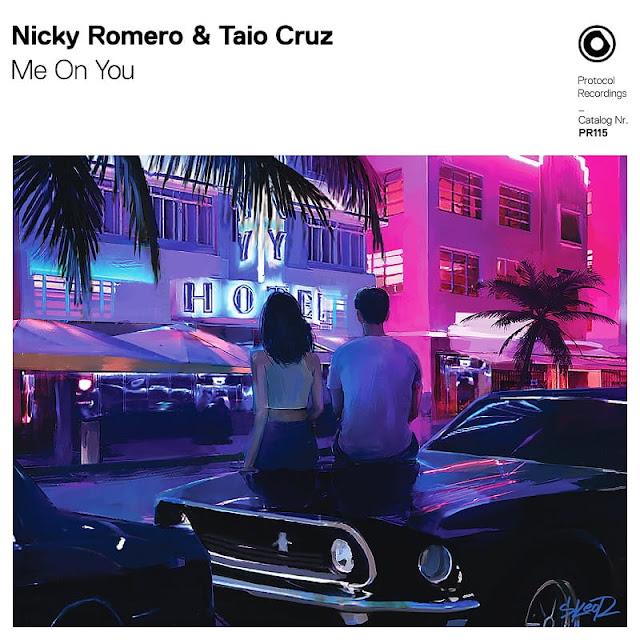 "Nicky Romero enlists Taio Cruz for pop-dance single ""Me On You"""
