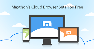 Internet Broser ေတြထဲမွာ အားလံုးထက္100% ေလာက္ျမန္ဆန္တဲ့ - Maxthon Web Browser