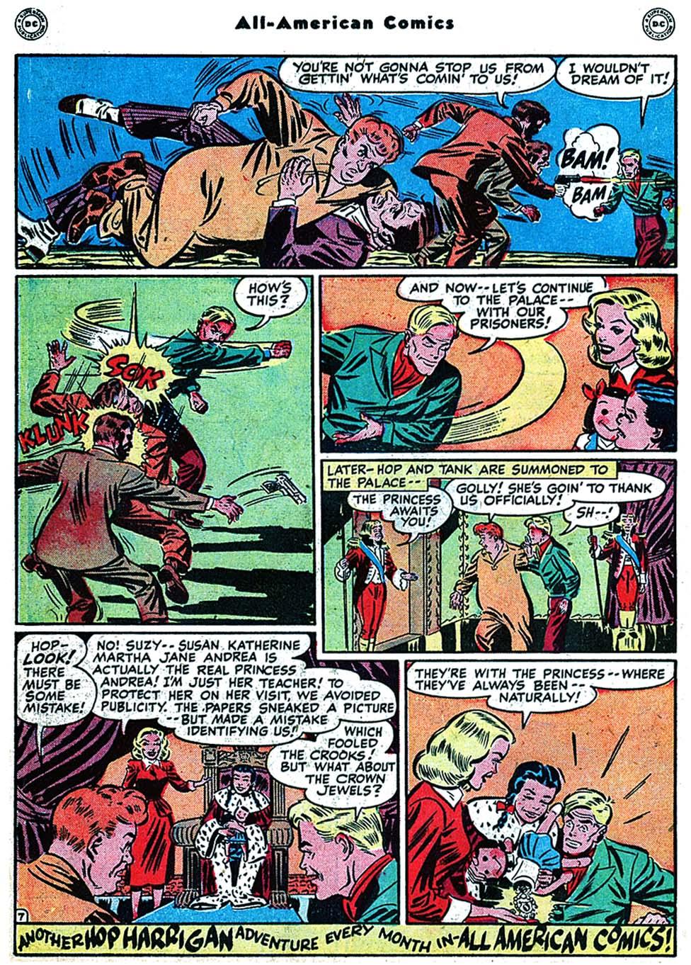 Read online All-American Comics (1939) comic -  Issue #98 - 32