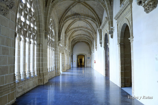 Claustros de Santo Domingo de Jerez