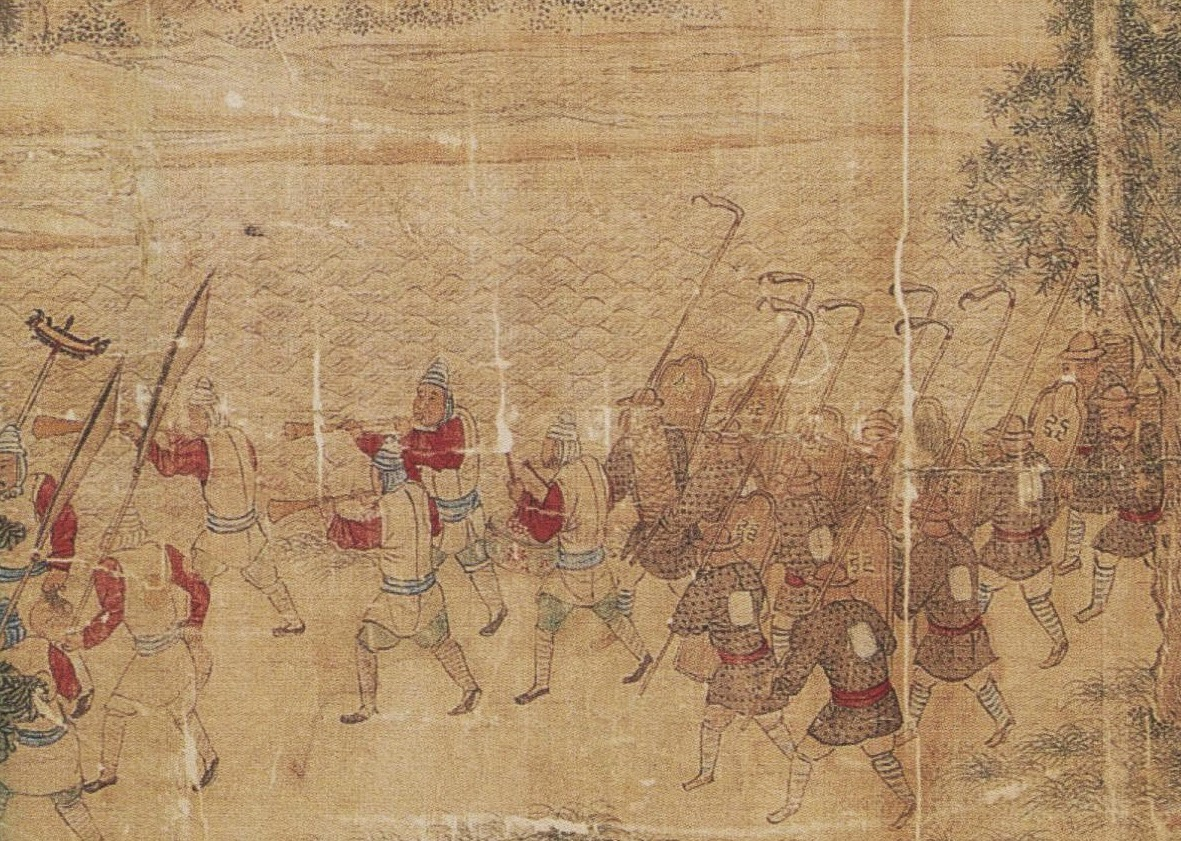 Ming Dynasty Wolf Brigade