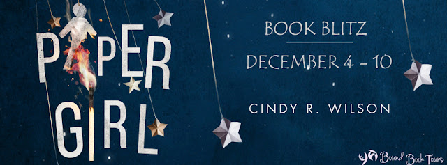 {Excerpt+Giveaway} Paper Girl by Cindy R. Wilson