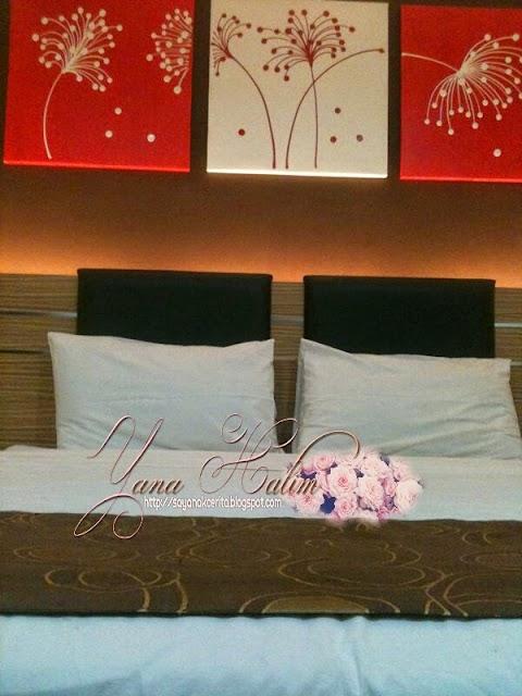 Hotel bajet di Lumut yang gojes - GM Holiday Hotel