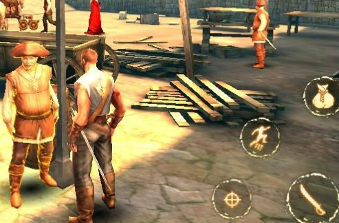 Backstab hd Apk+Data Free on Android Game Download