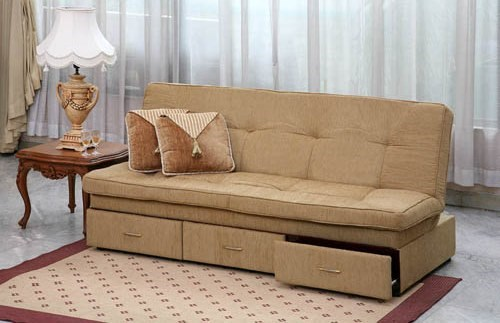 Contoh model Sofa Bed Minimalis