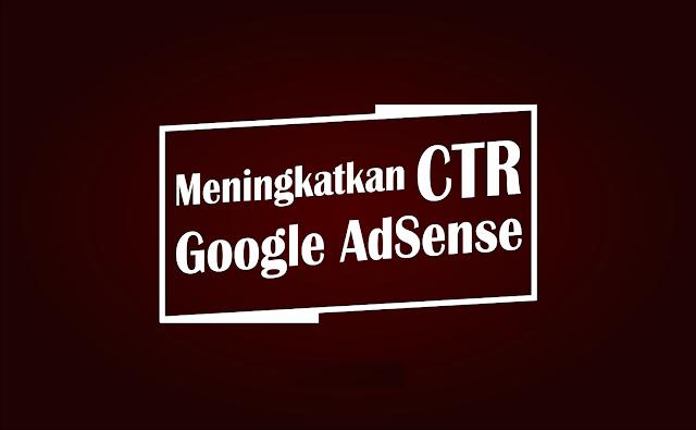 Space dan Konten Untuk Meningkatakn CTR Adsense
