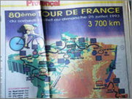 Analyse des i s du tour de france 1993 - Journal le provencal ...