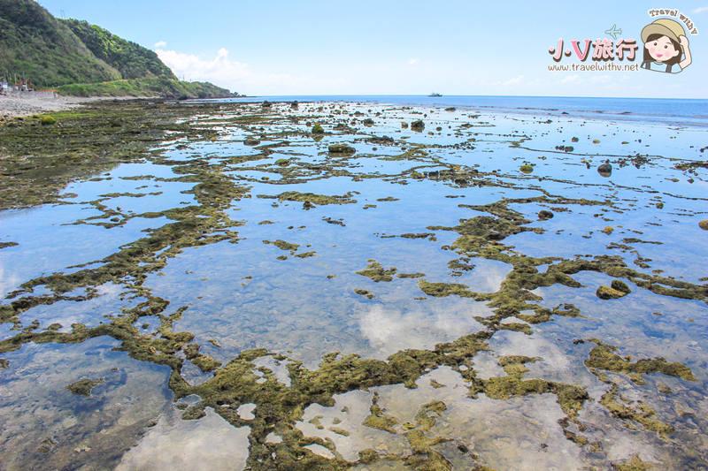 綠島景點 石朗浮潛區