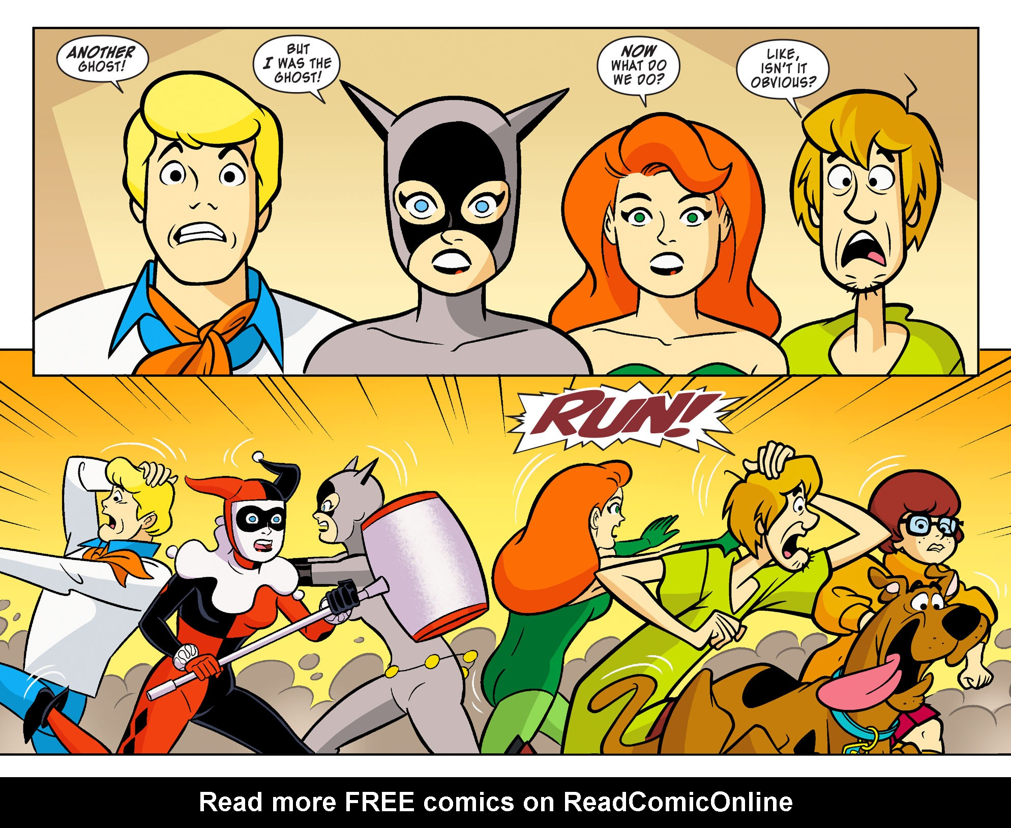 Read online Scooby-Doo! Team-Up comic -  Issue #24 - 9