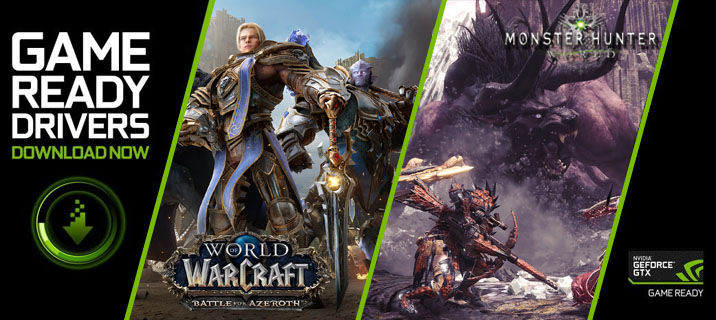 Nvidia Game Read Driver now available for World of Warcraft