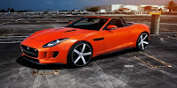 Jaguar F-TYPE HD Resimleri