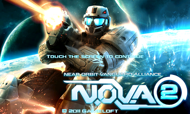 Free Download Game Android N.O.V.A 2 : The Hero Rises Again APK + DATA (Working On Lollipop & Kitkat Devices)