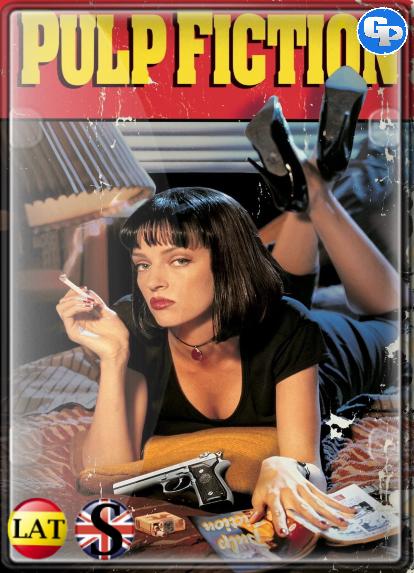 Tiempos Violentos (1994) HD 720P LATINO/INGLES