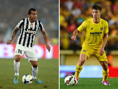 Atletico Madrid want Carlos Tevez and Luciano Vietto