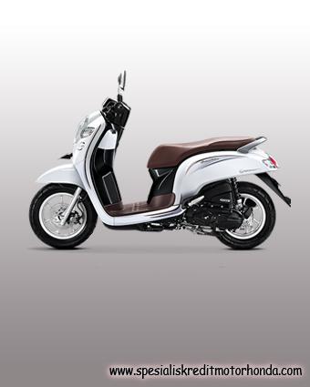 All Varian New Honda Scoopy FI