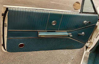 1964 Chevrolet Impala SS Door Interior