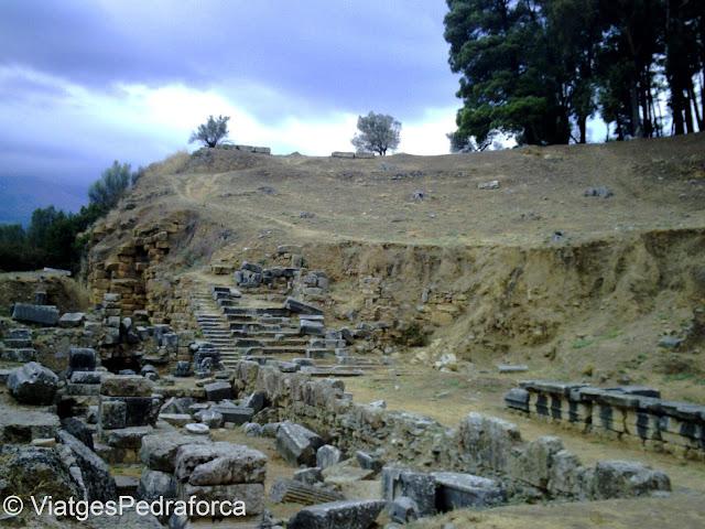 Peloponès, Grècia, arqueologia