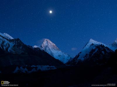 Menambahkan Efek Bintang pada Langit