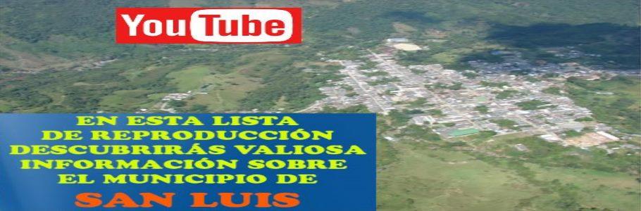 Visita Nuestro Canal de YouTube, Vive Y Siente