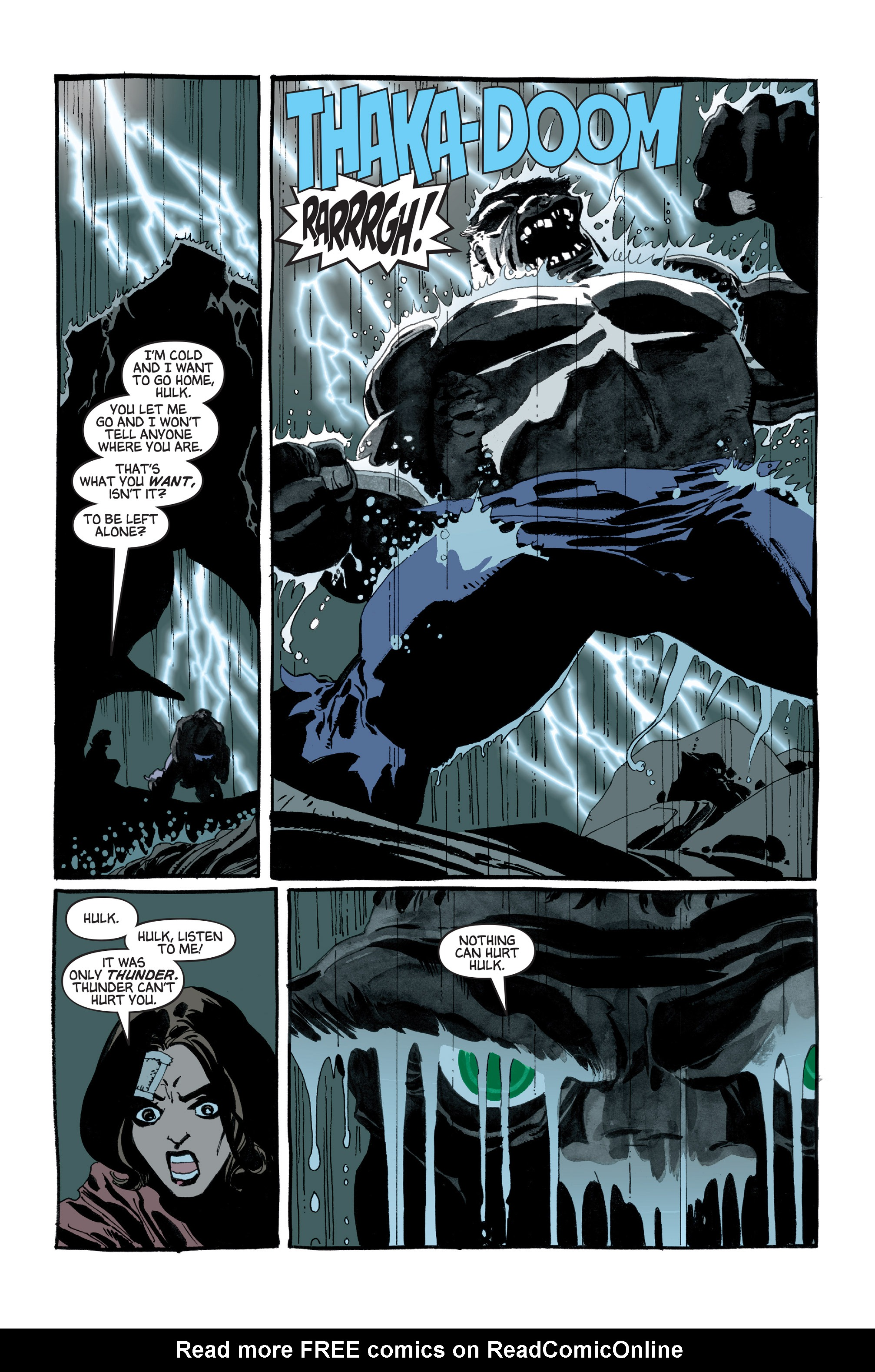 Read online Hulk: Gray comic -  Issue #5 - 14