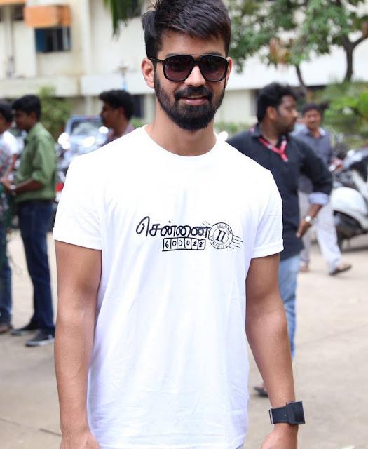 Chennai 28 Second Innings tamil movie Press meet Photos