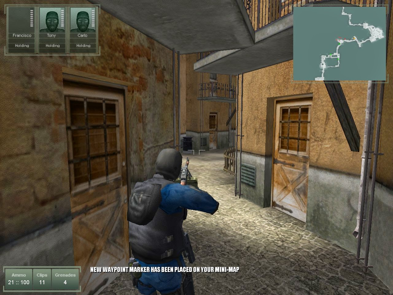 eurocops game