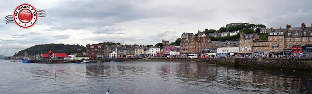 Escocia, Oban