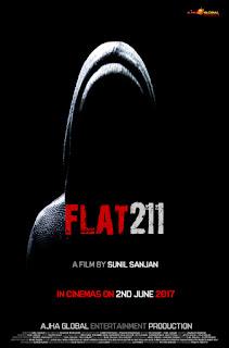 Flat 211 (2017) Hindi Movie HDRip | 720p | 480p