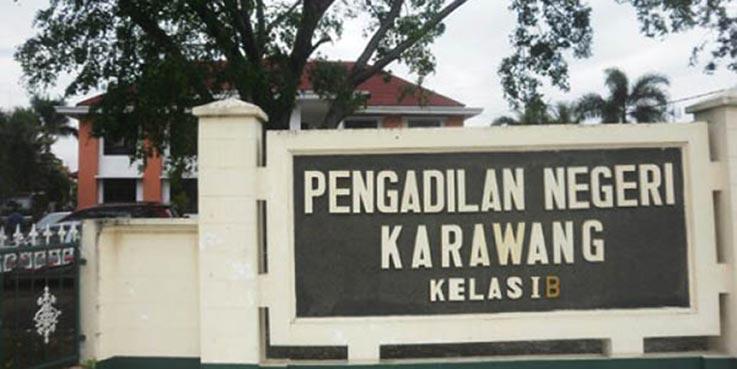 Pengadilan Negeri Karawang