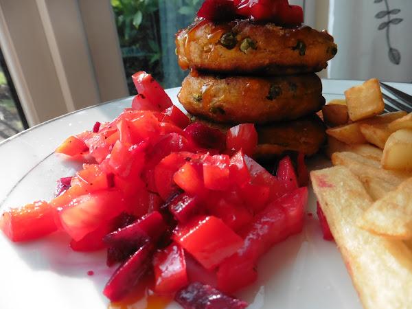 Sweet Potato Burgers | Gluten Free| Vegan| Fodmap