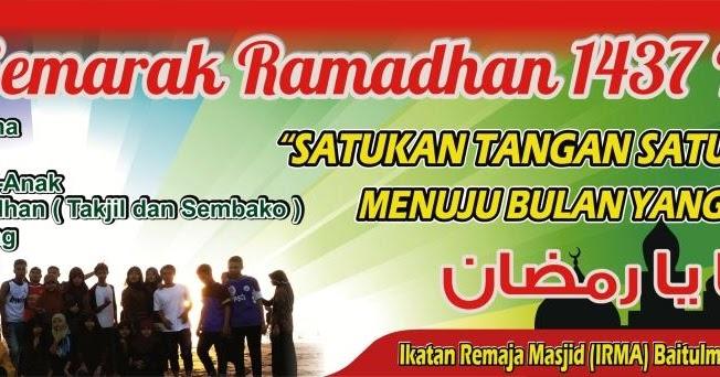 Desain Banner Bulan Ramadhan / Puasa cdr | Kumpulan Desain ...