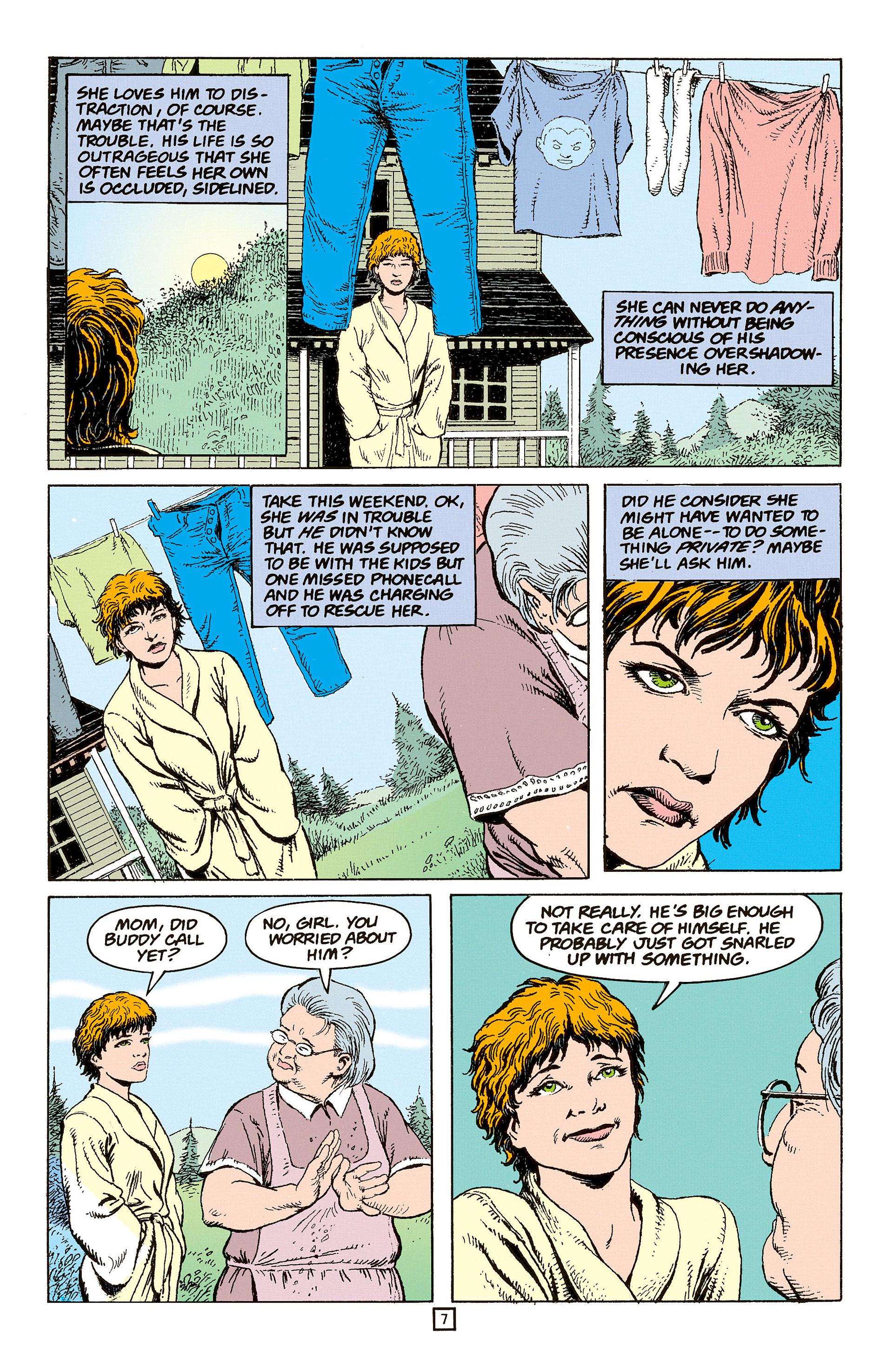 Read online Animal Man (1988) comic -  Issue #60 - 8