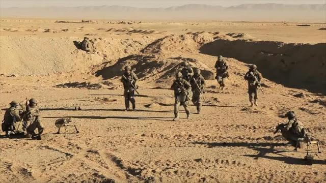 Ventaja táctica: Cómo 16 comandos rusos vencieron a 300 terroristas