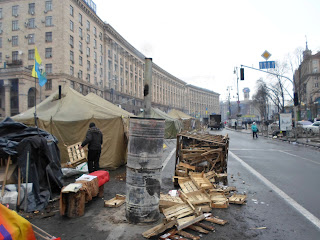 Kiewer Maidan 2014 Ukraine