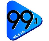 Rádio Vale FM 99,1 de Cachoeira do Sul - Rio Grande do Sul