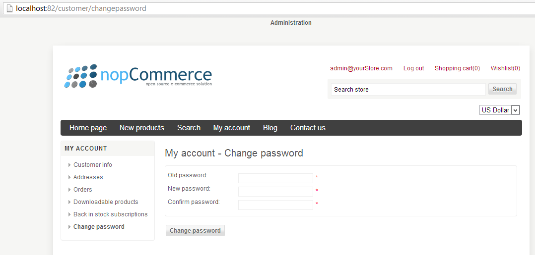 Workflow Manager farm for SharePoint 2013 and nopCommerce