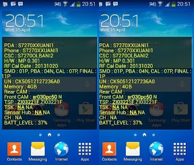 Download Koleksi File EFS Tested ( Factory Mode ) All Samsung