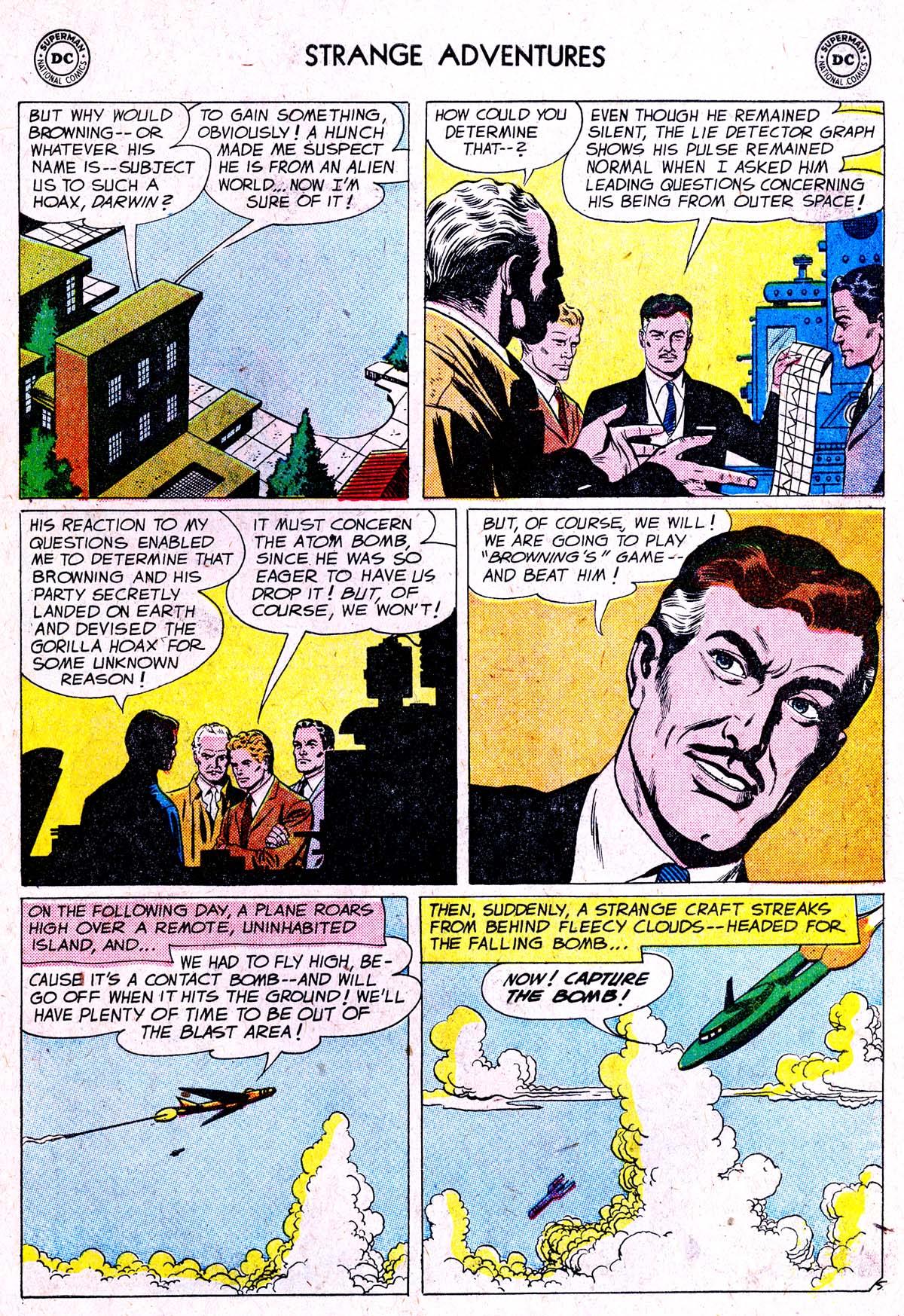 Strange Adventures (1950) issue 88 - Page 7