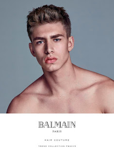 Balmain Hair Couture Campaign