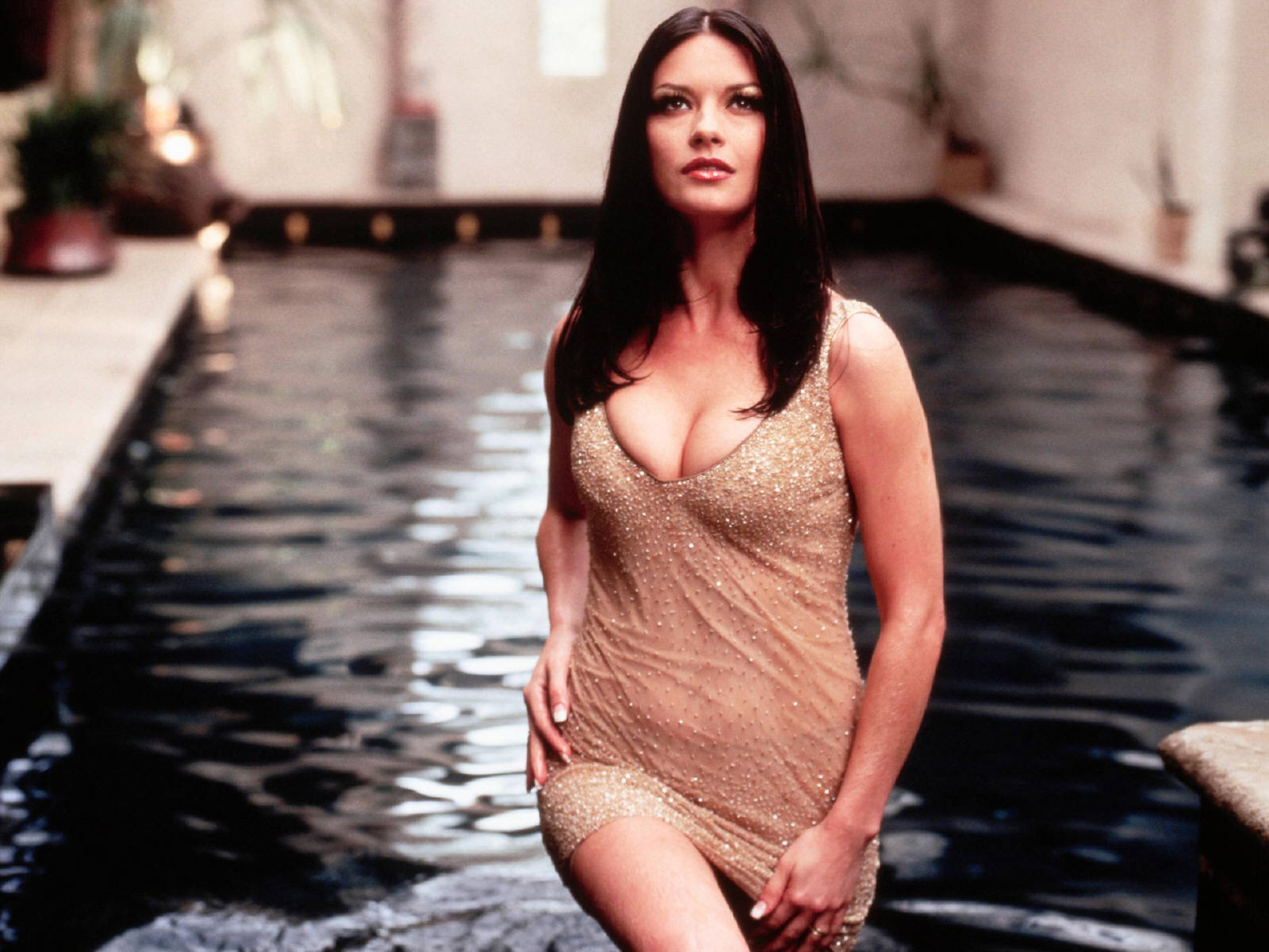Catherine Zeta Jones Sexy Nude