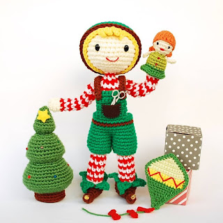 elfo-navidad-amigurumi-ganchillo