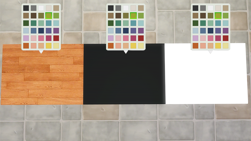 My Sims 4 Blog S Cargeaux Kitchen Recolors By Simtoinette