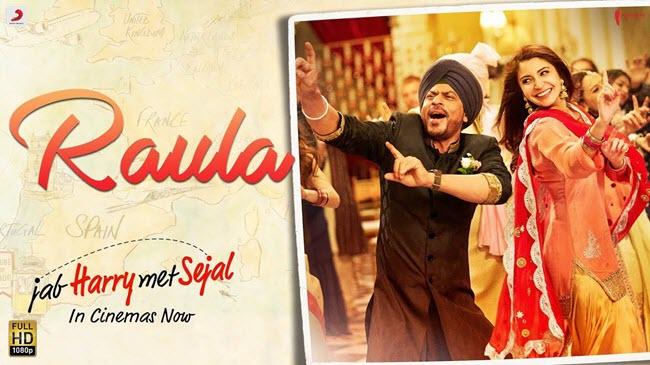 Raula Lyrics - Diljit Dosanjh & Neeti Mohan | Jab Harry Met Sejal (2017)